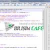 Notepad++ Kod Editörü