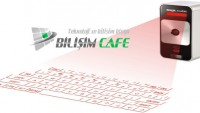 Celluon Magic Cube Projeksiyon Klavye Teknolojisi