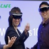Microsoft HoloLens Sanal Gerçeklik Gözlüğü Tanıtıldı