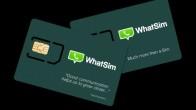 WhatSim ile Whatsapp'ta İnternetsiz Görüşme Dönemi Başlıyor
