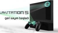 Playstation 5 İçin Geri Sayım Başladı