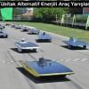 Yıldız Teknik Üniversitesi Tübitak Alternatif Enerjili Araç Yarışlarını İki Derece İle Bitirdi