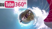 360 derecelik Youtube videoları sizlere farklı bir deneyim sunuyor