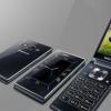 Samsung Galaxy Golden 3 Kapaklı Telefon