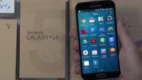 Galaxy S5'e Android 5.1.1 Geldi!