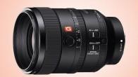 Sony İki Yeni Prime Lens Tanıttı