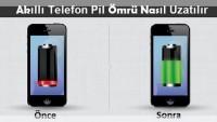 Akıllı Telefon Batarya Ömrü Nasıl Uzatılır?
