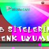 İnternet Sitesinde Renk Seçimi