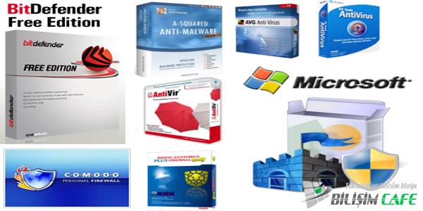 En İyi Antivirüs Programları