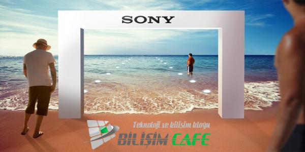Sony Su Altı Mağazası Xperia Aquetech
