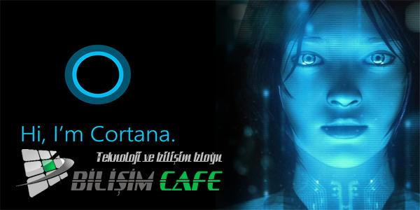 Windows 10 Sesli Yardımcı Cortana