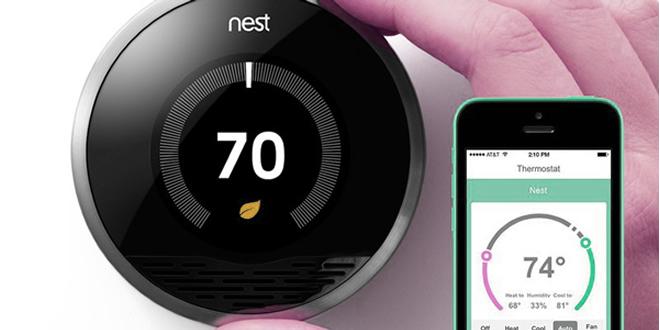 Nest akıllı ev uygulamaları