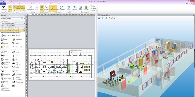 9 of the Best Free Alternatives to Microsoft Visio  Make