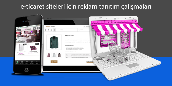 e-ticaret sitesi reklam