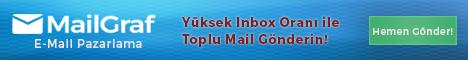 Mail Graf ile Toplu Mail Gönder