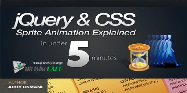 CSS Sprite Nedir?