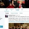 Twitter'dan Donald Trump Özrü