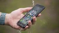 Tamamen Su Geçirmez Telefonlar 2018'de Geliyor