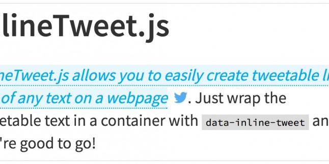 Sitenizdeki Yazılara Tweetleme Linki