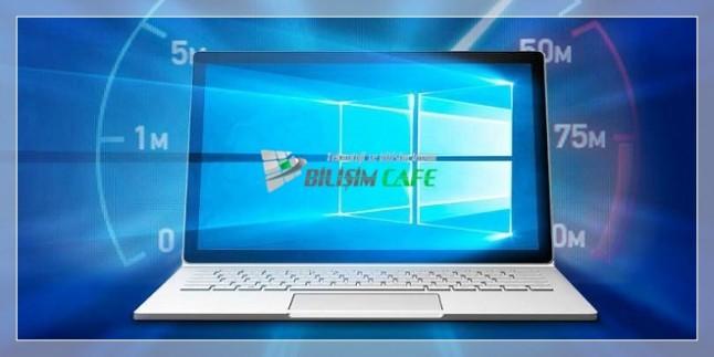 Windows'u Hızlandırma Yöntemleri