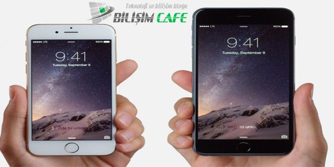 İphone 6 ve iPhone 6 Plus