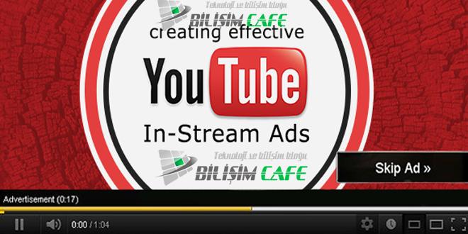 Youtube Video Önü Reklam Engelleme