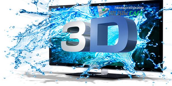 Toshiba 3D Gözlüksüz Televizyon