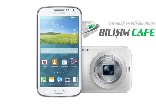 Samsung Galaxy K Zoom Özellikleri