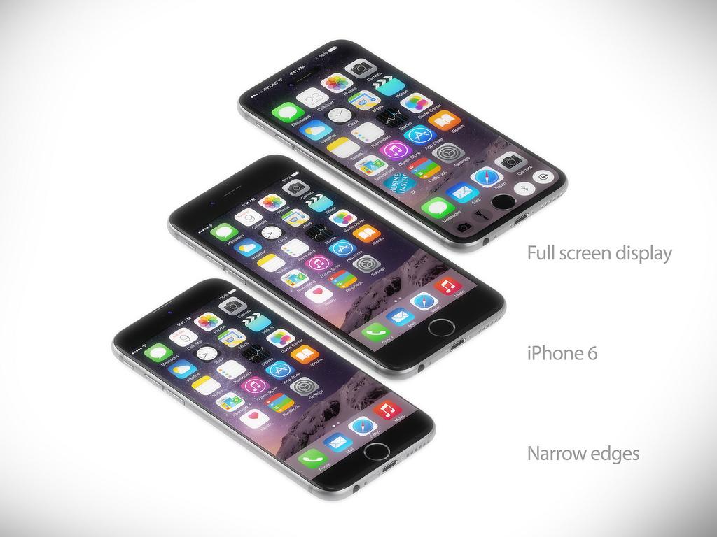iPhone 7 Full Screen
