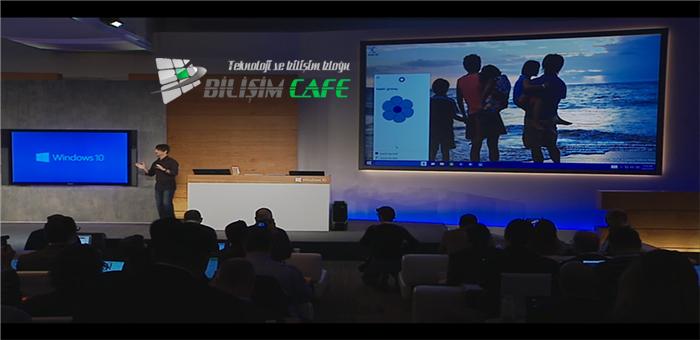 Windows 10 Tanıtım