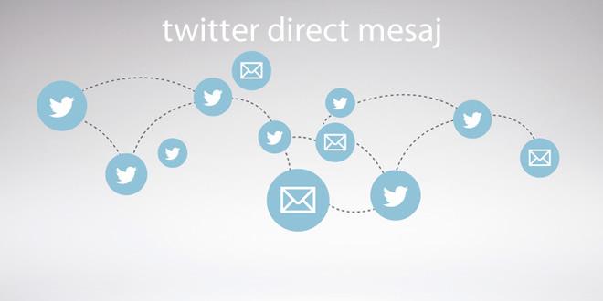 twitter-direct-mesaj