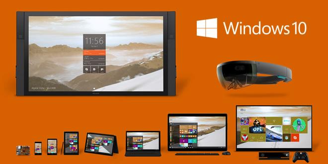Windows 10 büyük ilgi gördü