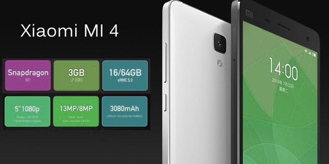 Xiaomi Geliyor