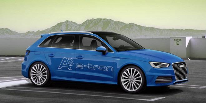 Audi'nin İlk Elektrikli Otomobili e-Tron