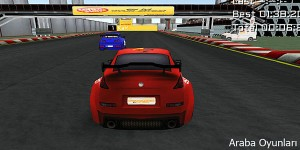 Oyunseverlerin Tercihi Araba Oyunları