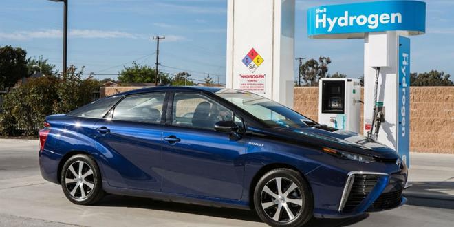Hidrojen Enerjisi ve Yakıt