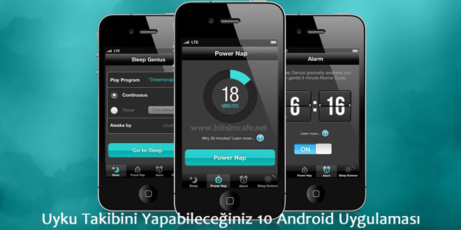 Uyku Takibini Yapabileceğiniz 10 Android Uygulaması
